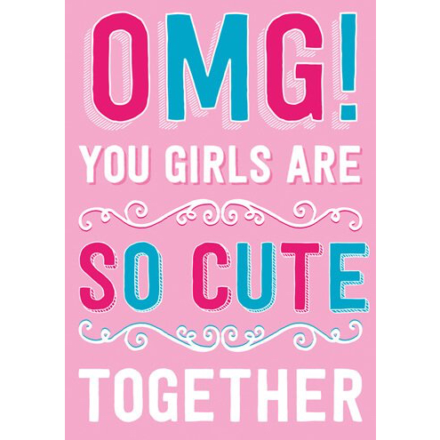 Why girls are so cute